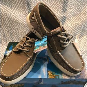 Palm MargaritaVille Men's Boat Shoe size 12